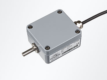 Ambient Temperature Sensor with Analog Output (10 V / 20 mA / Pt100 / Pt1000)
